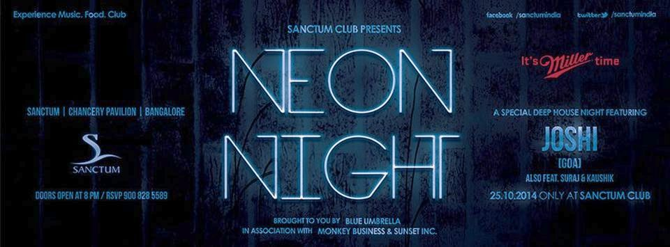 SANCTUM pz. NEON NIGHT feat. JOSHI